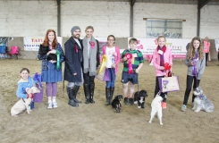 winners junior handler